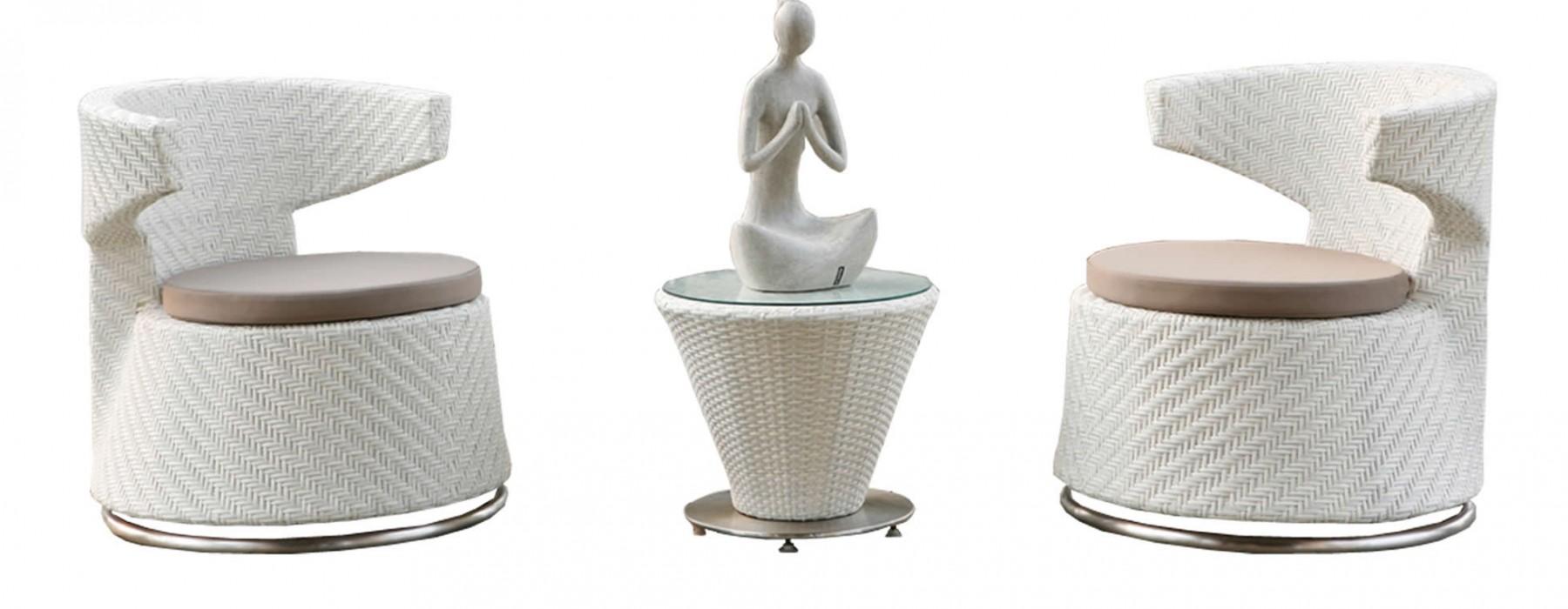 geniş bir bahçe mobilya ve aksesuarları koleksiyonuna sahip bir marka olan Evgör Mobilya