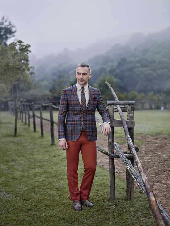 Kış sezonunda modanın itici gücü 'kareler' oldu