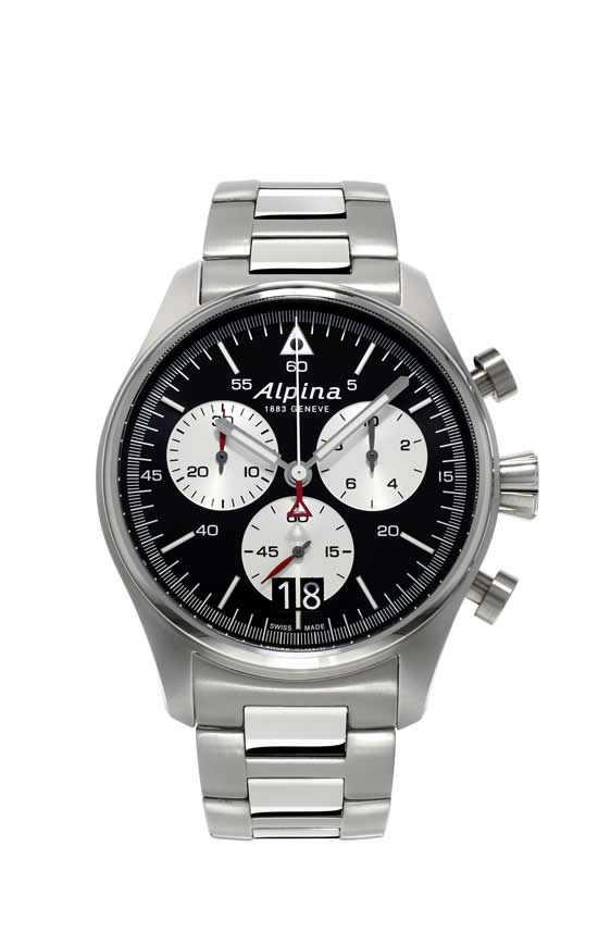 Dünya markası Alpina'nın yeni tasarımı Pilot Startimer