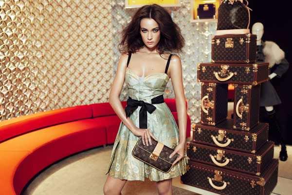 Louis Vuitton dünyanın en değerli lüks markası