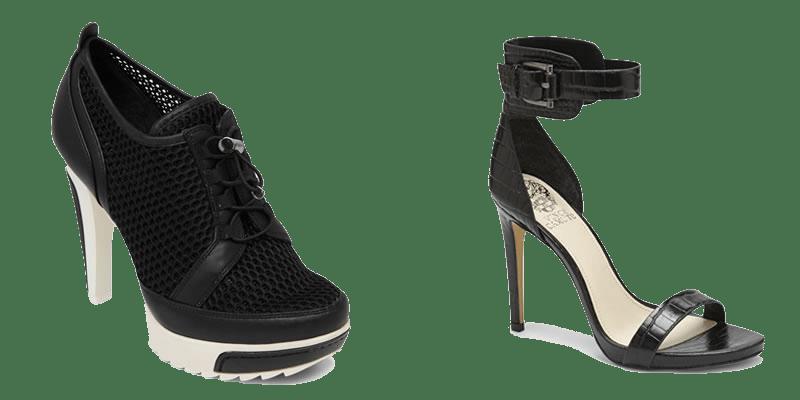 Bu yıl espadriller kalın tabanlı, ayakkabılar ise genelde flatform