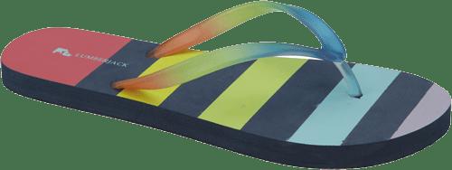 İki bantlı sandalet modelleri platform topuklu ve topuksuz alternatifleriyle her tarza hitap eden Lumberjack modelleri rengarenk parmakarası modelleriyle plajlara hareket katıyor.