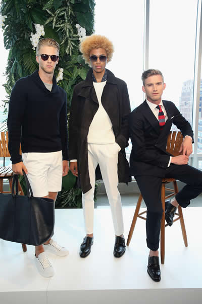 New York Fashion Week ve Tommy Hilfiger 2016 İlkbahar Tailored