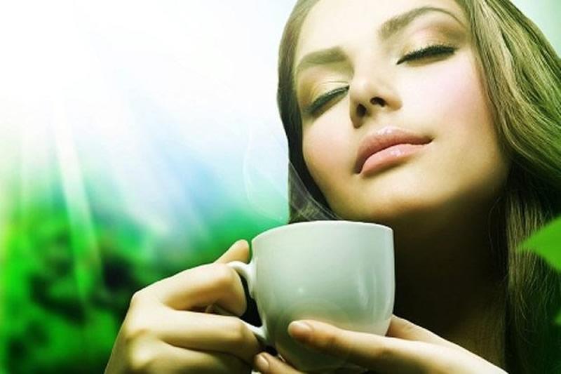 Herkes Sağlığı İçin Yeşil Çay İçsin