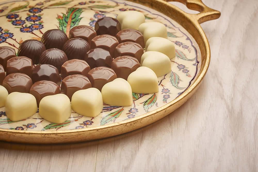 Bayram ve çikolata keyfi …