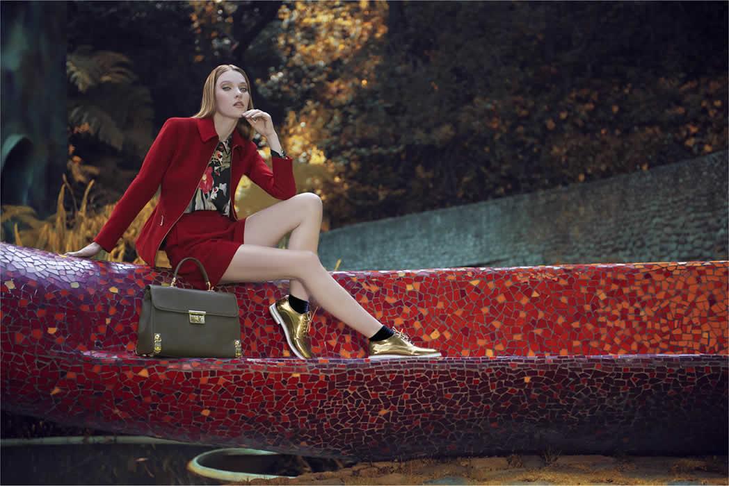 Kadın Modası 2015/16 Sonbahar Kış Koleksiyonu!