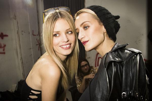 Londra Moda Haftası ana sponsoru olan Sunglass Hut, bunu marka yüzü Georgia May Jagger ile kutladı.