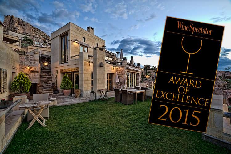 Dünyanın şarap kritiği konusundaki en kapsamlı yayınlarından Wine Spectator dergisi, 2015 Restaurant Ödülleri sonuçlarını açıkladı.