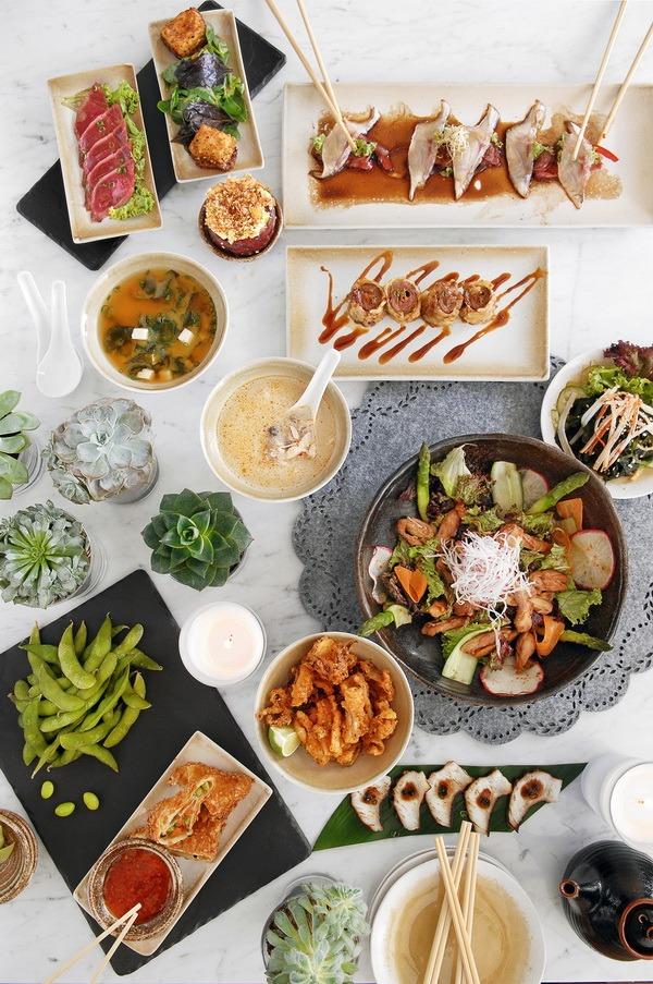 Kısa sürede İstanbul'un en iyi Uzakdoğu restoranları içerisinde kendine yer edinen Yada Sushi, sonbahara yeniliklerle giriyor.