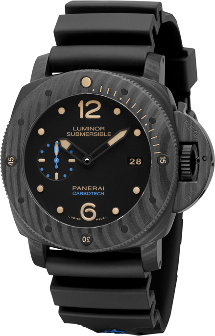 Saatçilik dünyasına bir ilk niteliğinde olan Panerai'nin yeni modeli, her zaman olduğu gibi markanın tarihinden aldığı ilhamı İsviçre'nin üstün saat teknolojisi ve İtalyan tasarımı ile buluşturuyor.