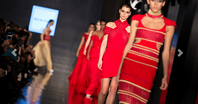 Fashionist 2016 tüm hızıyla ilerliyor