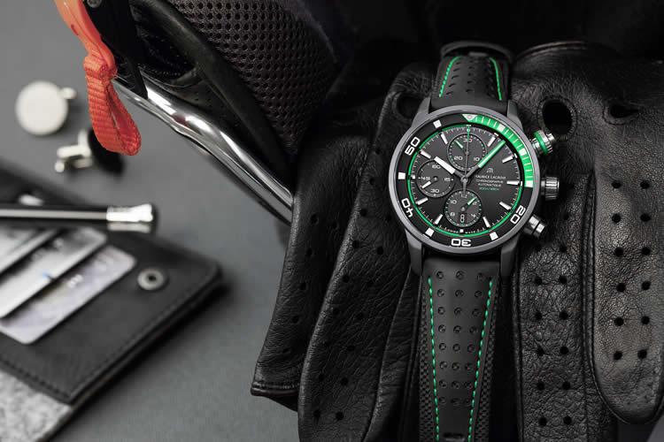 Bu saat, sınırları zorlamayı ve insan performansının sınırlarını keşfetmeyi seçen erkekler için ideal kol saatini temsil eder.