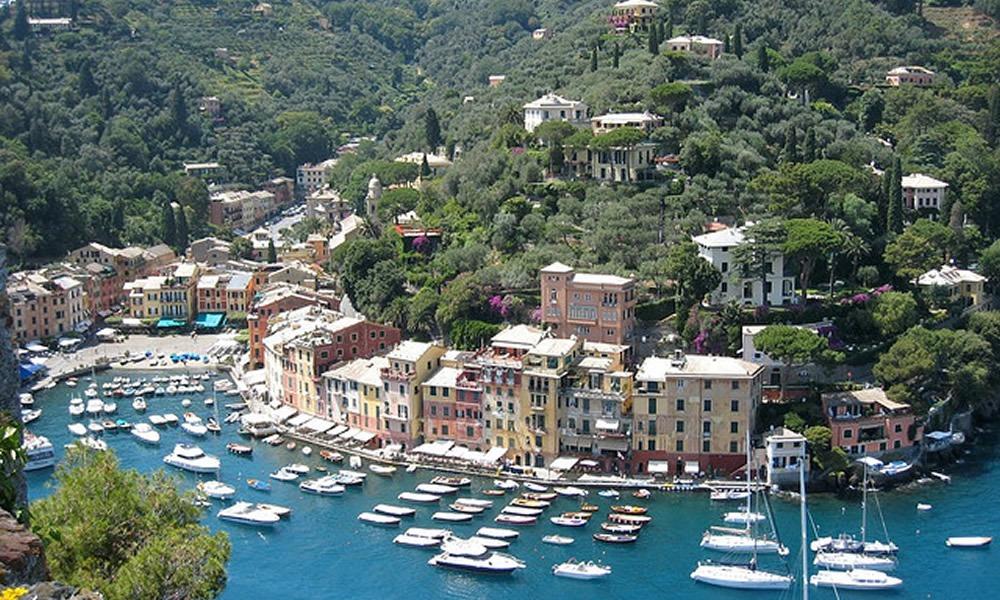 Portofino'da Büyüleyici Cennet