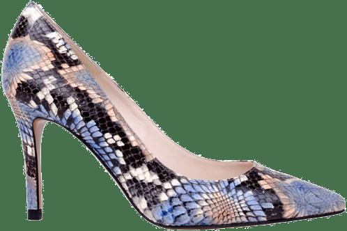 Kemal Tanca'nın yenilikçi tasarımlarında özel tabana ve esnekliğe sahip stiletto'lar şimdi bir babet kadar rahat