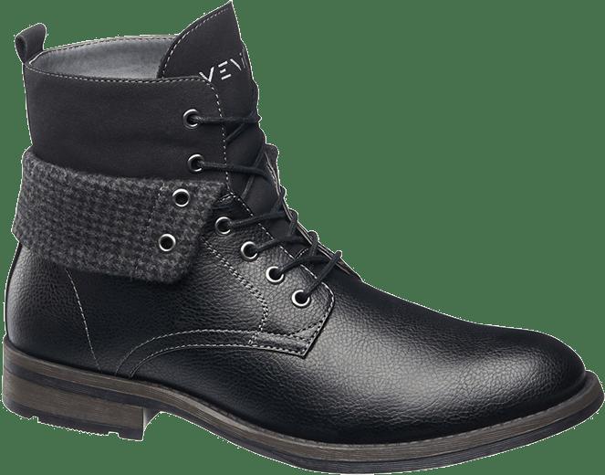Deichmann'ın yeni koleksiyonunda yer alan deri klasik ayakkabılar, sneakerlar ve botlarlaerkekler tarzlarını konuşturuyor.