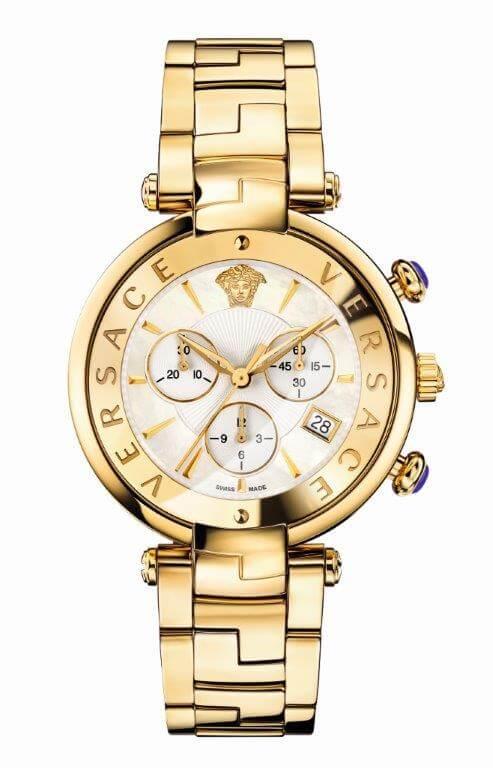 Moda dünyasının duayen markalarından olan Versace, yepyeni REVIVE kadın kol saati koleksiyonu ile kadınların gönlünü kazanmış.