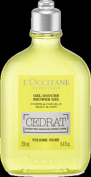 L'Occitane'ın Babalar Günü için hazırladığı CEDRAT serisi