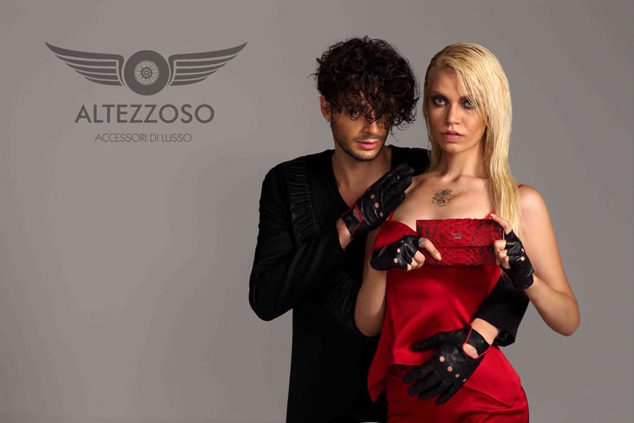 Lüks Deri Aksesuar Markası Altezzoso İle Kış Modası