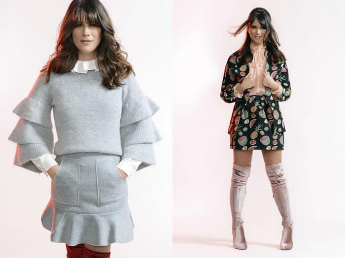 Yeni yılın moda markaları ve 2017 trendlerinden ip uçları