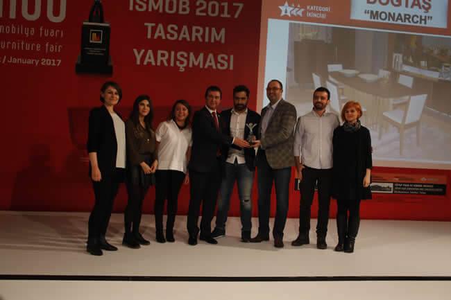 Dünya 2017 Mobilya Trendleri İstanbul'da Belirleniyor.