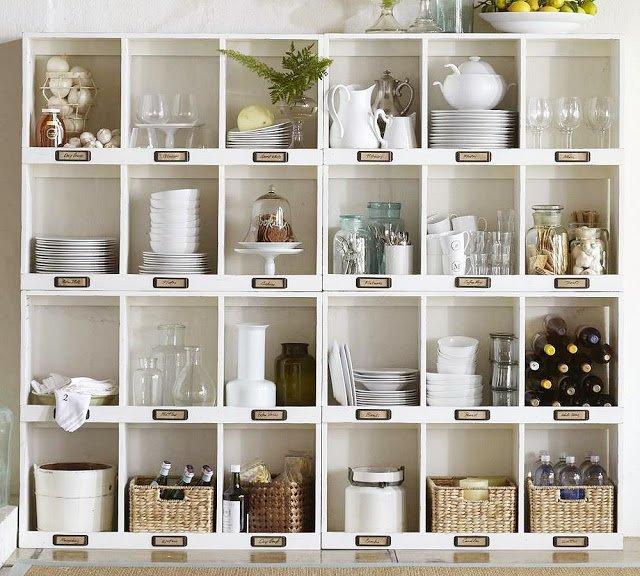 Mutfaklar İçin Pratik Depolama Fikirleri