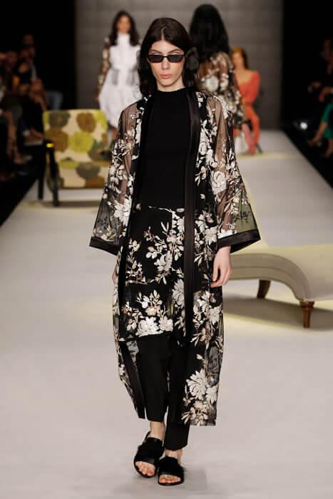 Mehtap Elaidi Sonbahar / Kış 2018 koleksiyonu Mercedes-Benz Fashion Week Istanbul Sonbahar Kış 2018
