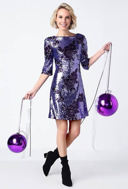 Yılbaşı gecesi davetleri için hanımlara kıyafet önerileri