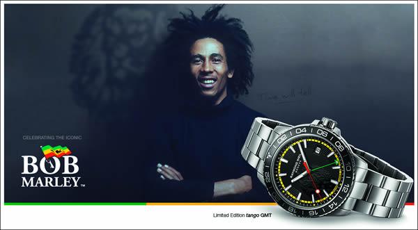 Son Moda Saatler Bob Marley