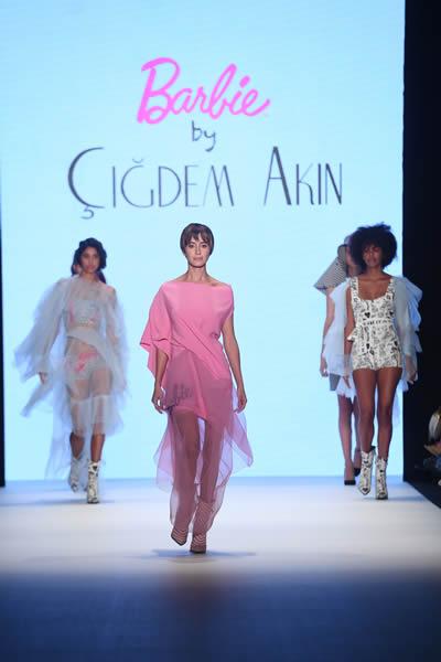 Mercedes-Benz Fashion Week Istanbul Çiğdem Akın