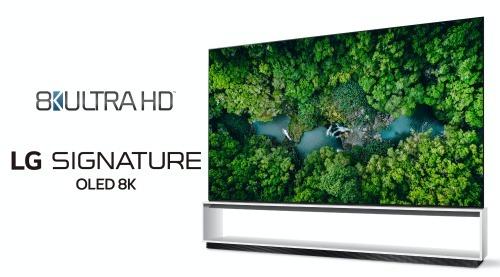 LG 8K Ultra HD Televizyon