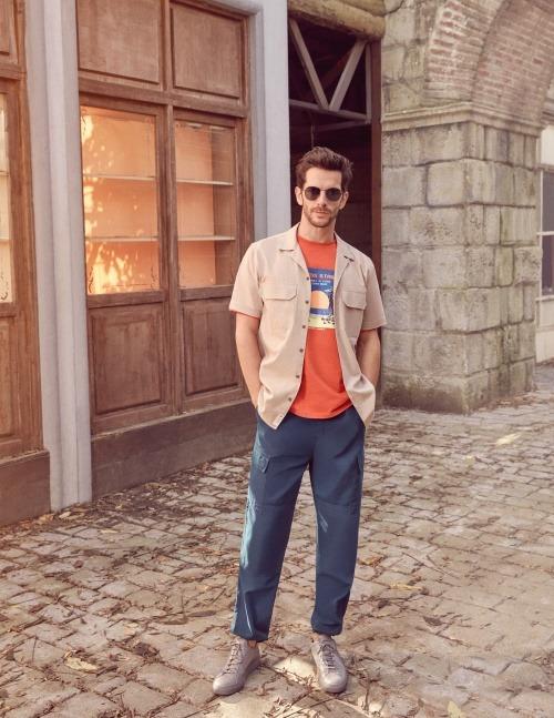 2020 İlkbahar Yaz Modası Koton Erkek Koleksiyonu