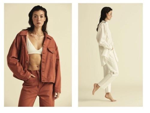 Kadın Koleksiyonu Levi's İlkbahar Yaz 2020