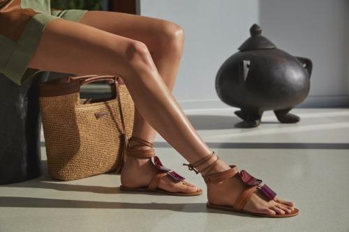 2020 Yaz Ayakkabı Modası Öncüsü Divarese