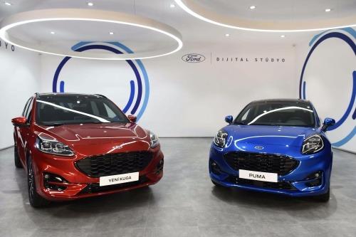 Yeni Ford Kuga ve Yeni Ford Puma SUV