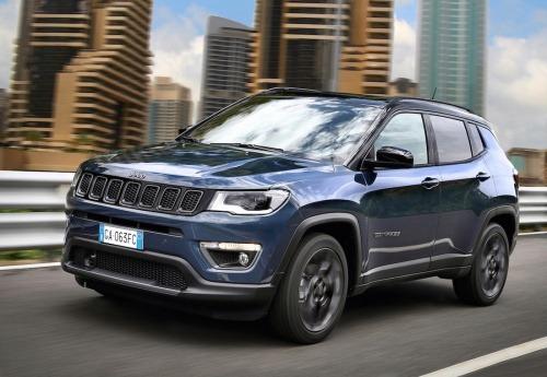yeni jeep compass yeni suv modelleri