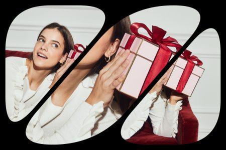 kadınlara yılbaşı hediyesi