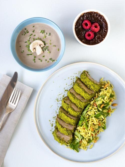 Kadınlara Yılbaşı Hediyesi Thermomix ile Lezzetli tarifler lezzetli yemekler