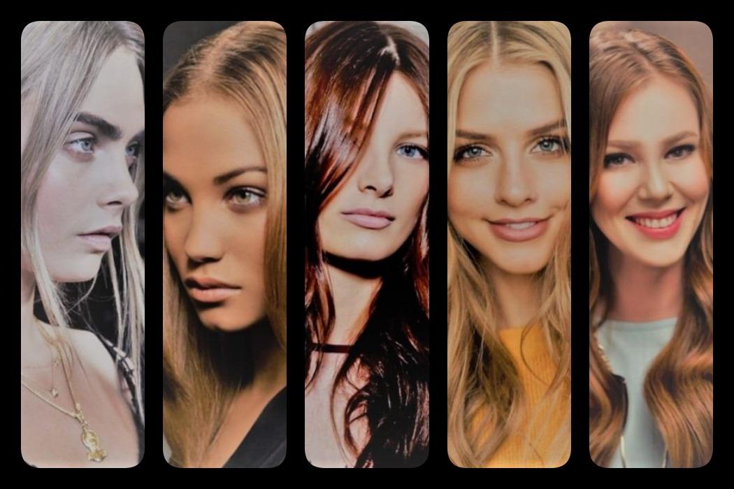 2021 moda saç renkleri