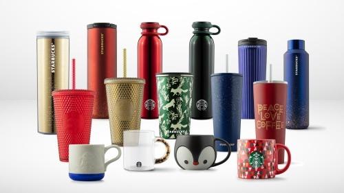 Starbucks'dan Yeni Yıl Hediyesi Alternatifleri