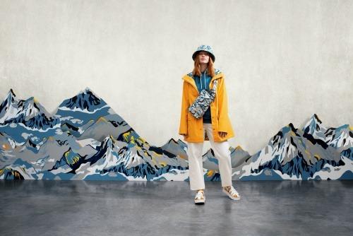 The North Face 2021 Kış Kombinleri Kadın Özel Koleksiyonu