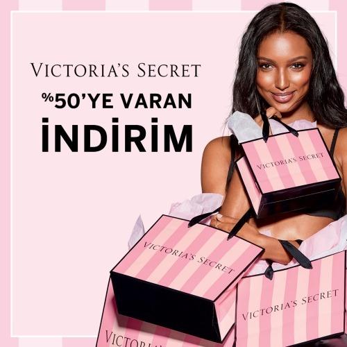 Victoria's Secret'ta Sezonun En Büyük İndirimi Başladı