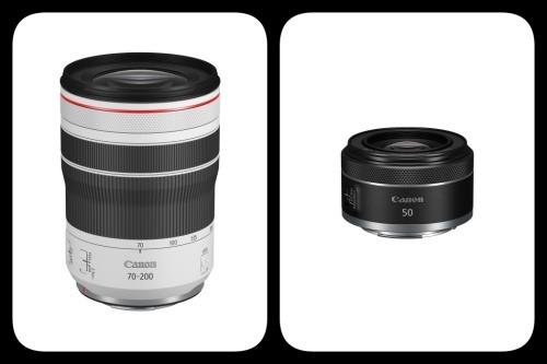 En İyi Profesyonel Fotoğraf Makinesi Ekipmanları Canon RF Ailesi