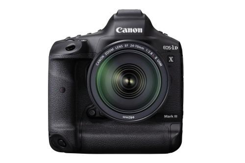 En İyi Profesyonel Fotoğraf Makinesi Canon EOS-1D X Mark III