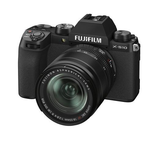 En İyi Profesyonel Fotoğraf Makinesi Fujifilm X-S10