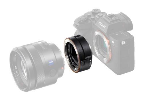 En İyi Profesyonel Fotoğraf Makinesi Ekipmanları LA-EA5 Lens Adaptörü