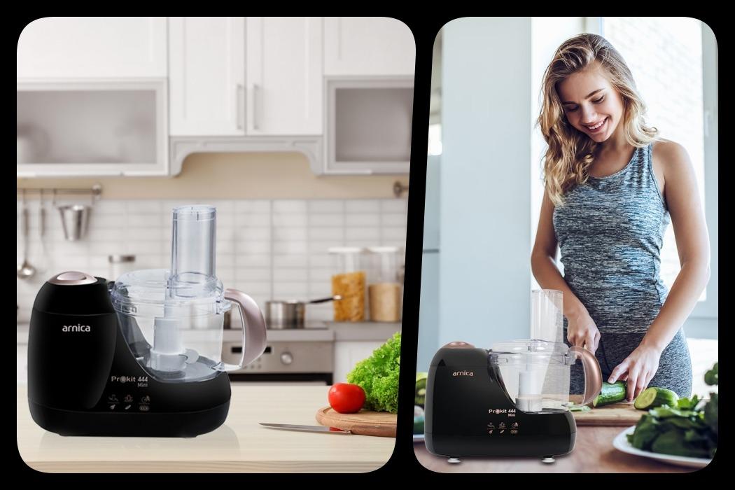 Her Mutfakta Bulunması Gerekiyor: Mutfak Robotu