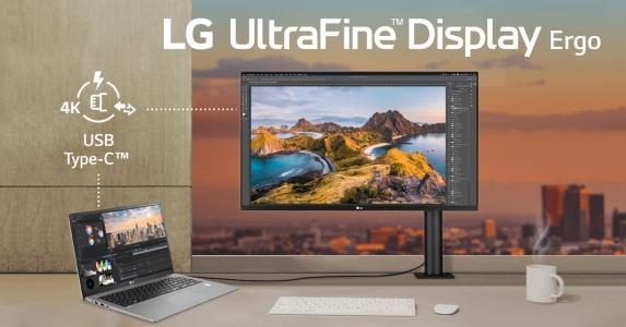 LG UltraFine-32UN880-B Monitör