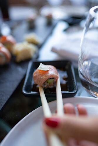No:81 Hotel,DAZE Sushi Bar