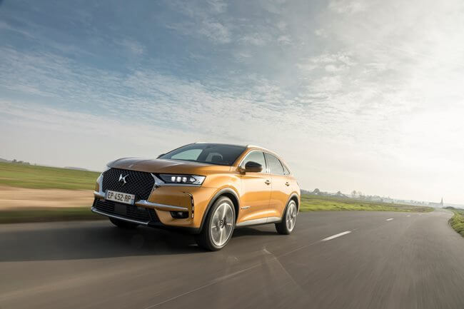 DS7CROSSBACK